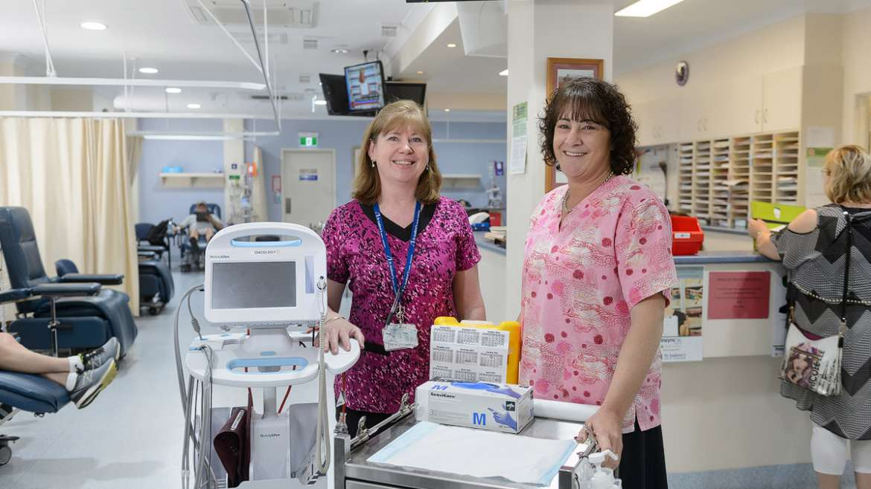 St Andrews Cancer Care Centre